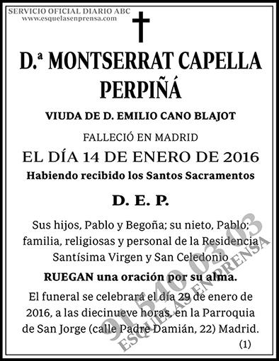 Montserrat Capella Perpiñá